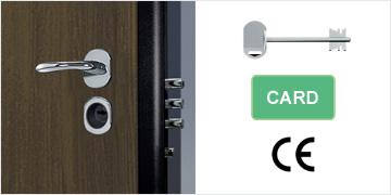Porte blindate di Sicurezza Classe 4 G4000