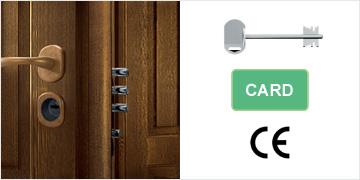 Porte blindate di Sicurezza EGIDA1000